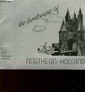 The Landscape Of Northern-Holland - Couverture - Format classique
