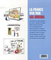 La france vue par les suisses ; 1995/2007, les années chirac en dessins de presse - 4ème de couverture - Format classique