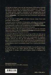 Abrege De Musique - 4ème de couverture - Format classique
