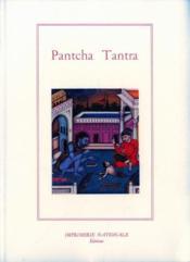 Pantcha Tantra - Couverture - Format classique