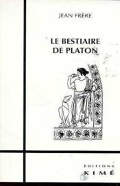 Bestiaire De Platon (Le) - Couverture - Format classique