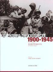 Coffret L'Aventure Du Xxe Siecle, 1900-1945 & 1946-1999 - Intérieur - Format classique