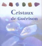 Cristaux de guerison - Couverture - Format classique