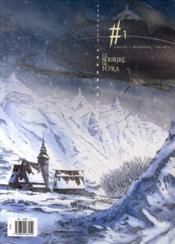Kookaburra universe t.7 ; le sourire de myra - 4ème de couverture - Format classique