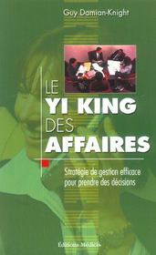 Le yi-king des affaires - Intérieur - Format classique