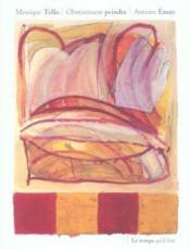 Obstinement peindre - Couverture - Format classique