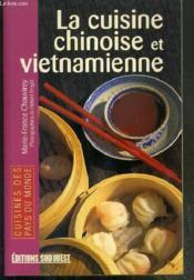 La cuisine chinoise et vietnamienne - Couverture - Format classique