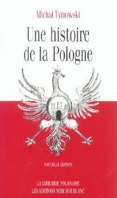 Une Histoire De La Pologne - Couverture - Format classique