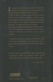 Enfant Qui Devint Fou D'Amour (L') - 4ème de couverture - Format classique