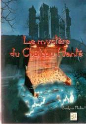Le mystère du château hanté - Couverture - Format classique