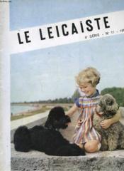 Le Leicaïste - 4° Serie - N°11 - Couverture - Format classique
