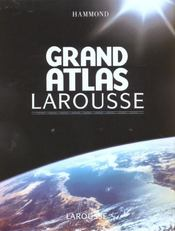 Vente livre :  Grand Atlas Larousse ; Edition 2002  - Collectif