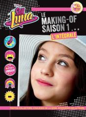 Vente livre :  Luna, making of (integral)  - Collectif