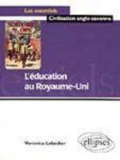 L'Education Au Royaume-Uni - Intérieur - Format classique