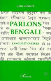 Parlons Bengali - Couverture - Format classique