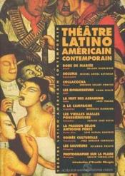 Theatre latino-americain contemporain (1940-1990) - Couverture - Format classique