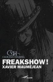 Freakshow ! - Intérieur - Format classique