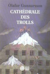 Cathedrale Des Trolls - Intérieur - Format classique