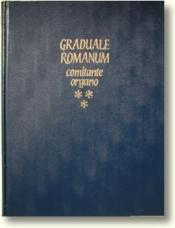 Graduale romanum t.3 ; comitante organo - Couverture - Format classique