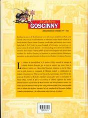 Les archives Goscinny t.4 ; Jacquot le mousse; Trombon et Bottaclou - 4ème de couverture - Format classique