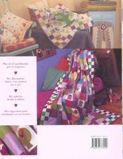 Quilts faciles pour bebes et enfants - 4ème de couverture - Format classique