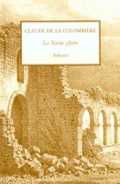 Vaine Gloire (L) - Couverture - Format classique