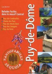 Puy-de-Dôme - Couverture - Format classique