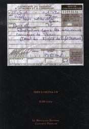 Rue St Piere, Cote Du Nord ; Souvenir Des Expositions - 4ème de couverture - Format classique