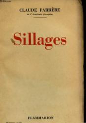 Sillages. - Couverture - Format classique