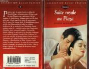 Suite Royale Au Plaza - The Royal Treatment - Couverture - Format classique