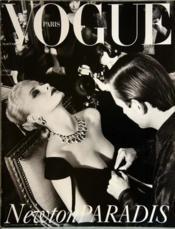 Vogue Paris N°846 du 01/04/2004 - Couverture - Format classique