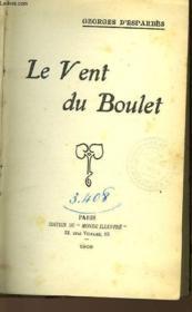 Le Vent Du Boulet - Couverture - Format classique
