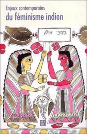 Enjeux contemporains du feminisme indien - Couverture - Format classique
