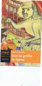 Dans Les Griffes Du Sphinx - Couverture - Format classique