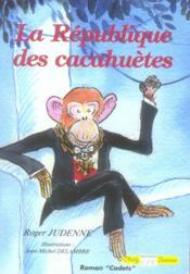 Charly Jeunesse - République Des Cacahuètes - Couverture - Format classique