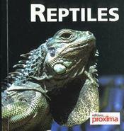 Reptiles - Intérieur - Format classique