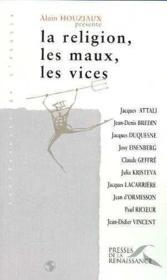 La Religion, Les Maux, Les Vices - Couverture - Format classique