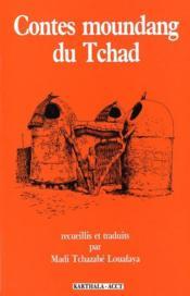 Contes moundang du tchad - Couverture - Format classique
