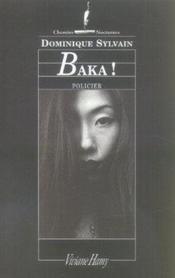 Baka ! - Couverture - Format classique