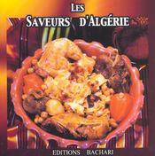 Les saveurs d'Algérie - Intérieur - Format classique