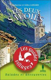 Les deux Savoies - Intérieur - Format classique
