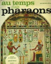Au Temps Des Pharaons - Couverture - Format classique