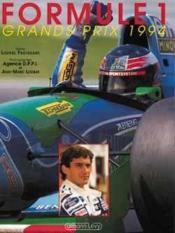 Formule 1, Grands Prix 1994 Lionel Froissart ACHETER