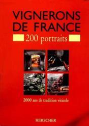 200 Vignerons - Couverture - Format classique