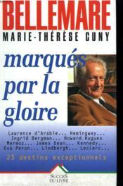 Marques Par La Gloire. - Couverture - Format classique