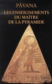 Les enseignements du maître de la pyramide - Intérieur - Format classique