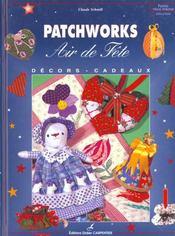 Patchworks Air De Fete - Intérieur - Format classique