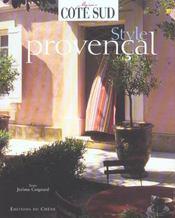 Style provençal - Intérieur - Format classique
