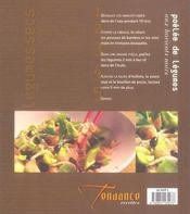 Cuisine Des Legumes Secs - 4ème de couverture - Format classique