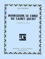 Monsieur le cure de saint jacut - Couverture - Format classique